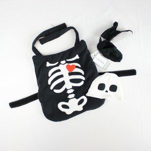 Carter's Baby Carrier Skeleton Halloween Costume